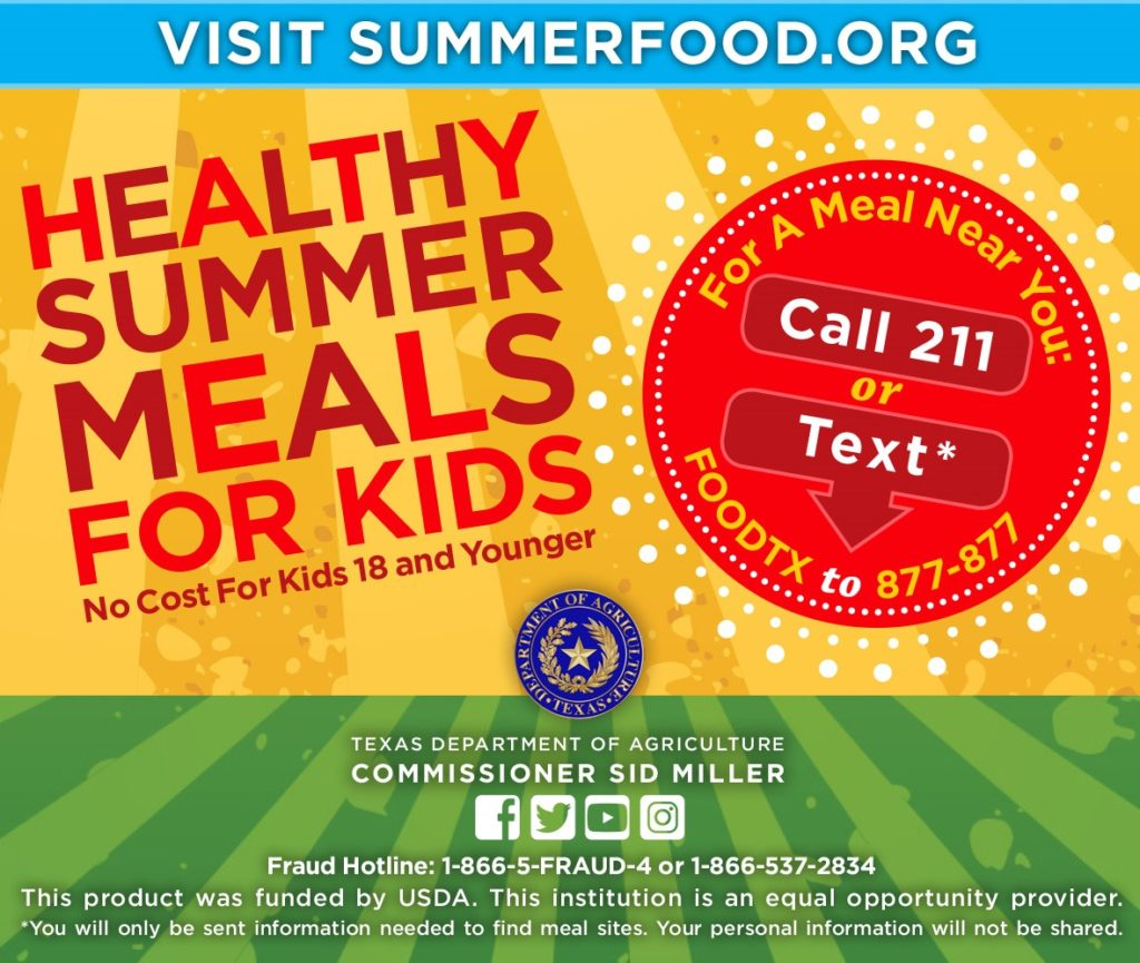 Healthy Summer Meals for Kids