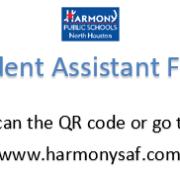 Student Assistance Form