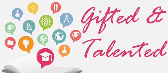 Gifted and Talented Graphic