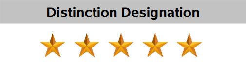 Distinction Designation