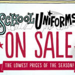 School Uniform on Sale