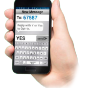 Text System Opt-In