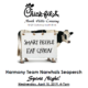 An image of Chick-fil-a Spirit Night flier for April 10th, 2019 from 4-7pm