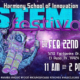 An image of the HSI STEM Festival flier for Saturday, February 22, 2020 from 11 am - 2 pm.