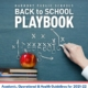 An image of the Back to School Playbook