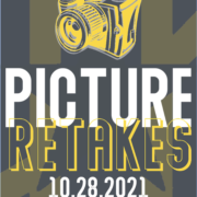 An image of the Picture Retakes flyer to be held on Oct, 28, 2021